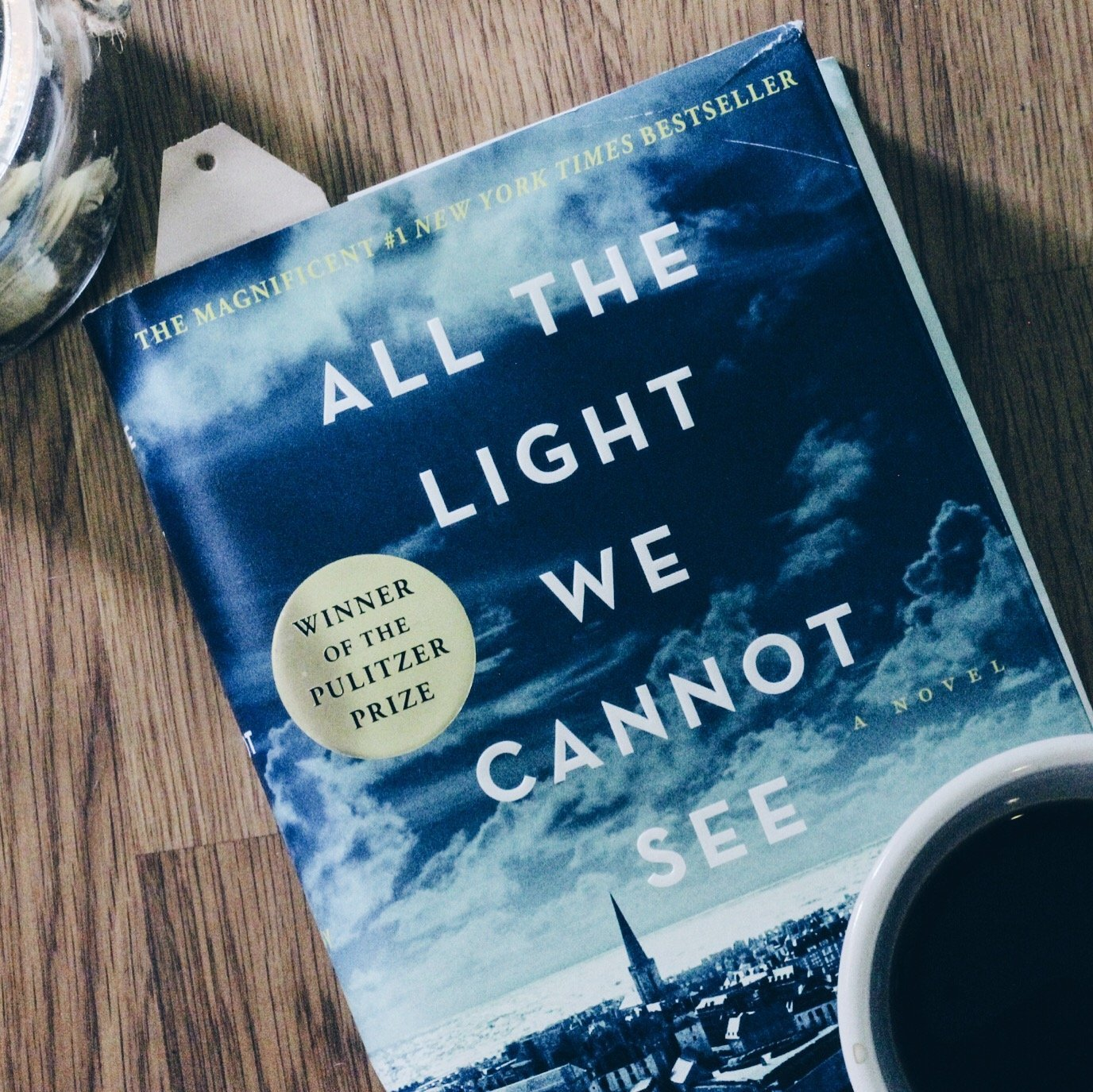 Books We Love   The B Hive Book Club   All The Light We Cannot See
