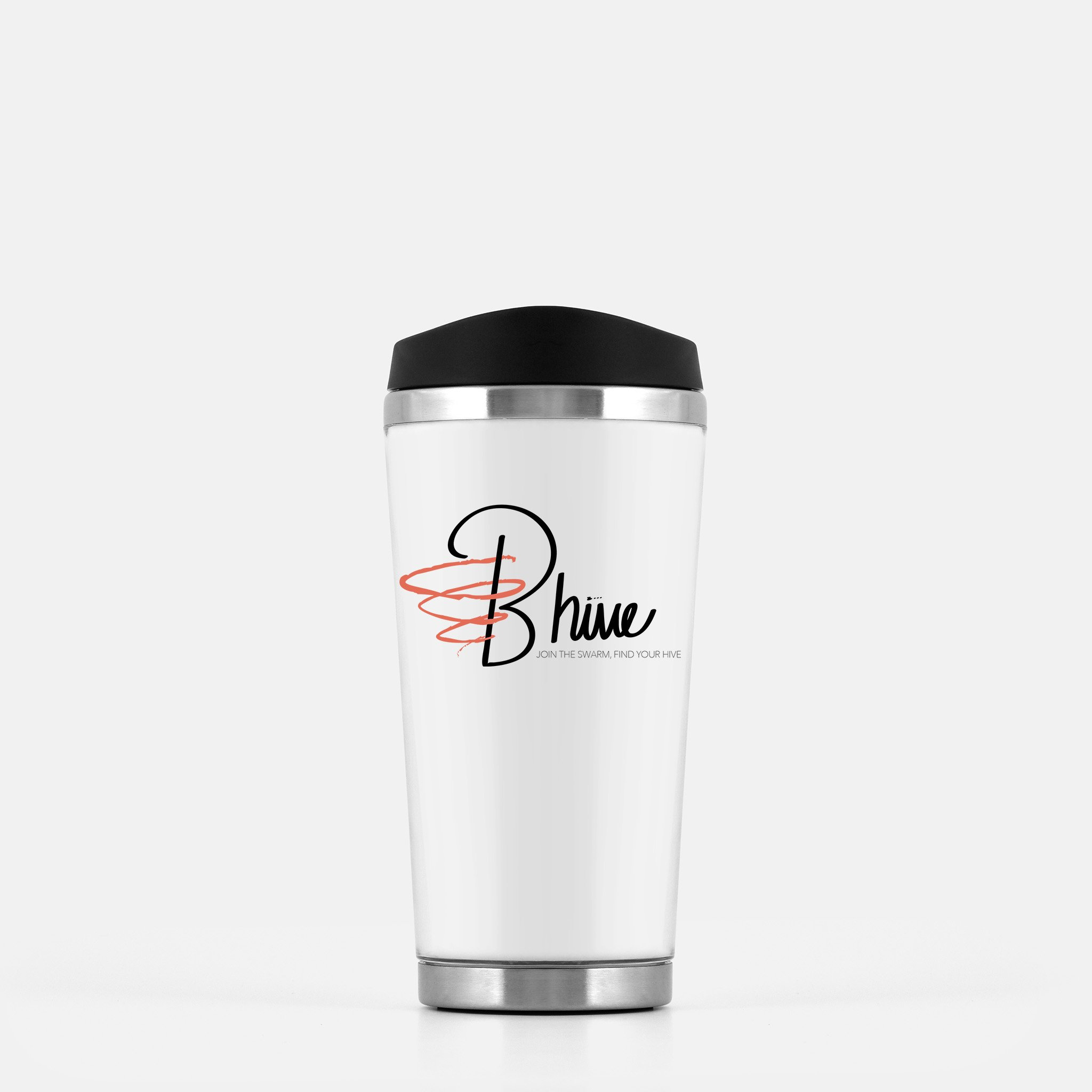 Travel Mug - B Hive Logo