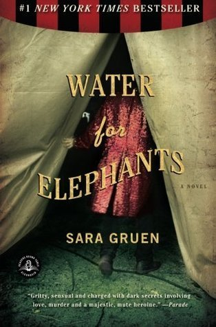 September B Hive Book Club - Water for Elephants