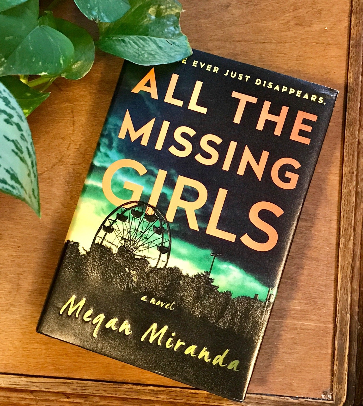 Books We Love - The B Hive Book Club - All the Missing Girls