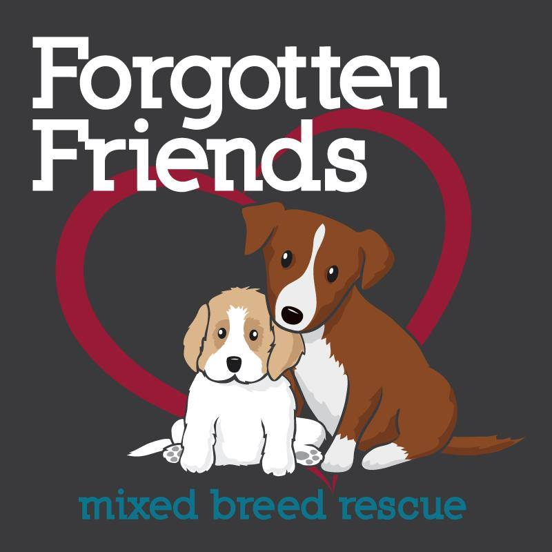Join us in Supporting Forgotten Friends Mixed Breed Rescue for our First Quarter of 2017!