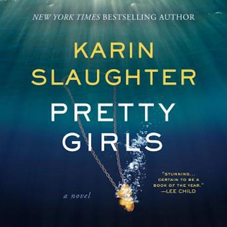 Books We Love - The B Hive Book Club - Pretty Girls by Karin Slaughter