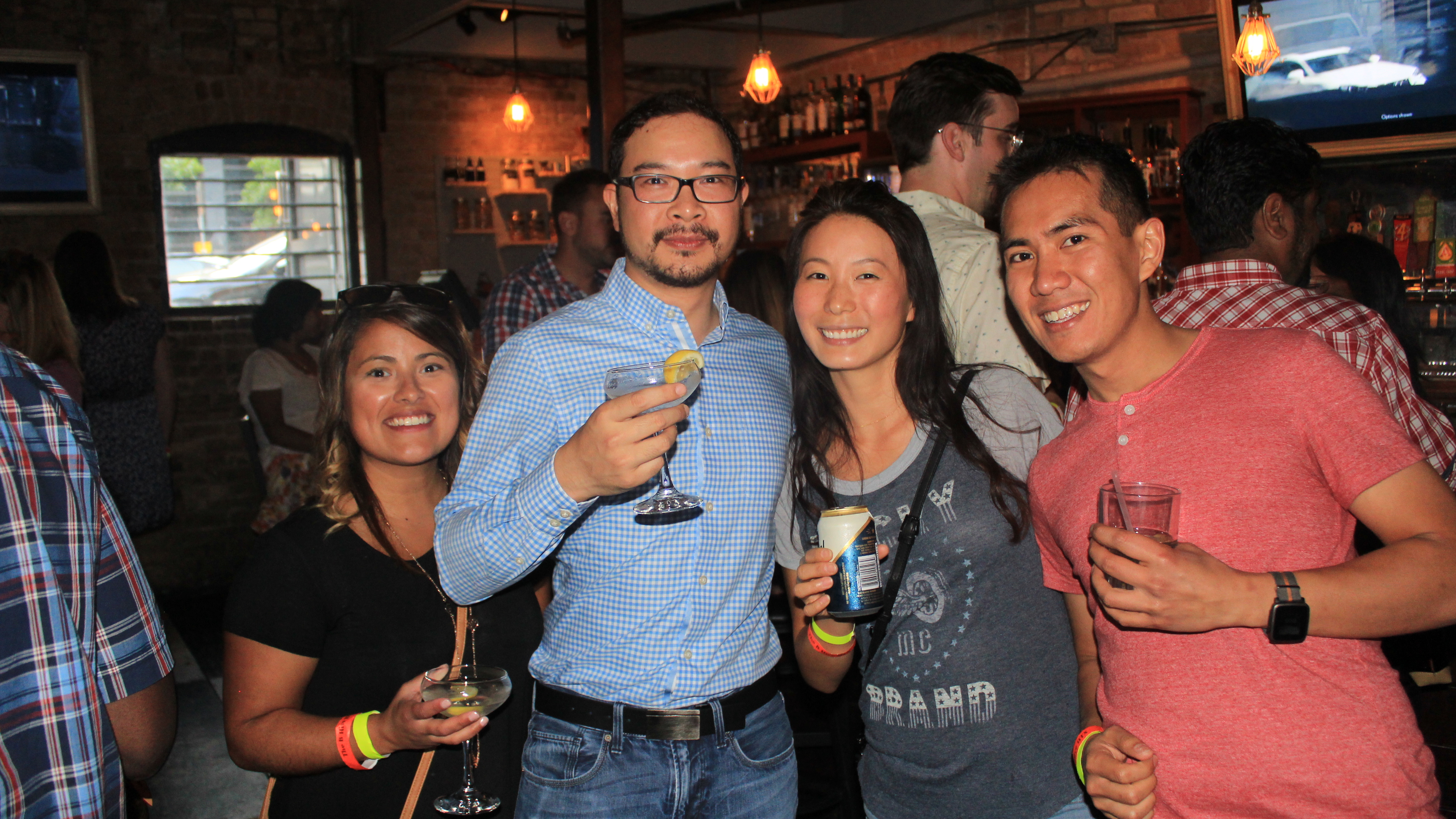 The 2nd Annual Refer A Friend Singles Mixer Recap!