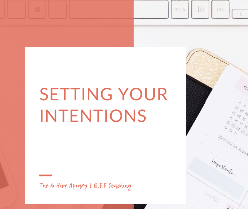 The 90 Day Impact Plan - Setting Your Intentions for the New Year